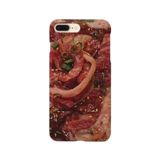 にく Smartphone cases