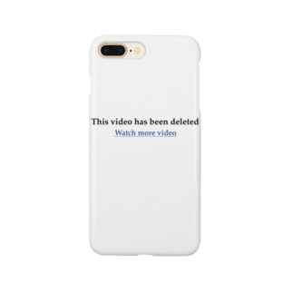 This video has been deleted Smartphone cases
