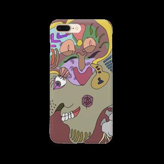 AGryqの愛してるよ君のこと Smartphone cases