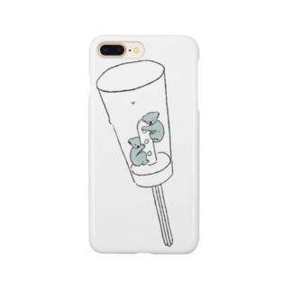 ひえひえのコアラ C Smartphone cases