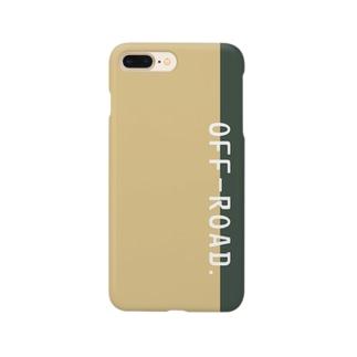 オーフ!! Smartphone cases