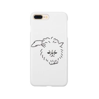 スコティッシュフォールド猫 Smartphone cases