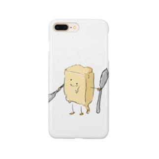 バターファイター Smartphone cases