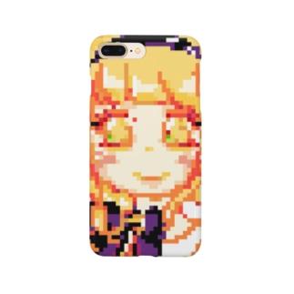 あちあちのあちちゃん(無背景) Smartphone cases