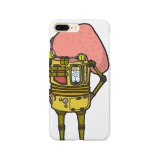 スチパンたこ Smartphone cases