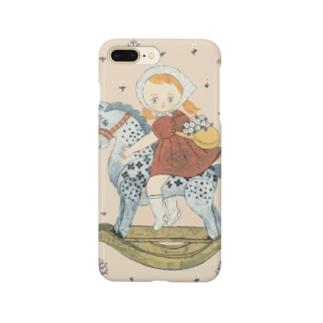 wooden horse Smartphone cases