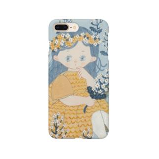 flower garden Smartphone cases