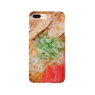 根暗が作った冷麺 Smartphone cases