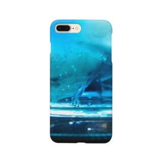 メロンソーダ Smartphone cases