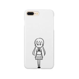 女子高生 Smartphone cases