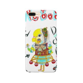 ROBOBO🤖「どんちゃんロボ」 Smartphone cases