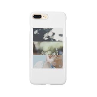 しゃぼん玉行進曲 Smartphone cases