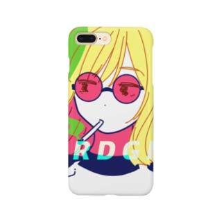 HARDGIRL シガレット Smartphone cases