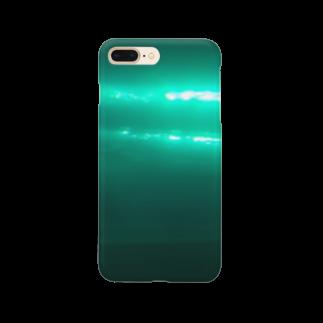 なんとか屋さん@野山はゆるのタイムトラベラーの見る世界 Smartphone cases