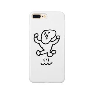 ぴょん Smartphone cases