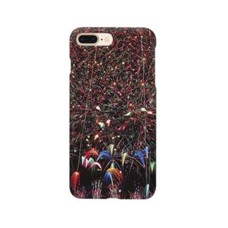 長岡花火 Smartphone cases