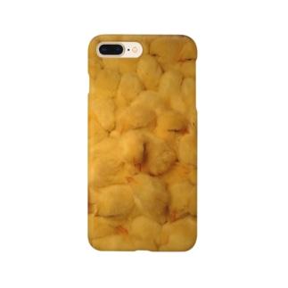 『ひよこ』 Smartphone cases