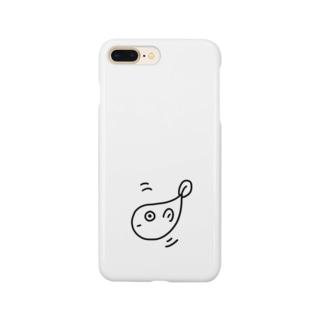 泳ぎたいさかな Smartphone cases