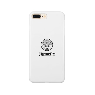 イエガーマイスター Smartphone cases