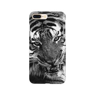 308GTBooの虎 Smartphone cases