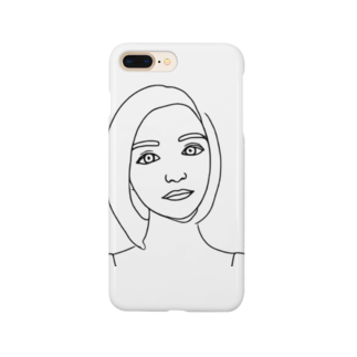 AileeeのGirl.17 Smartphone cases