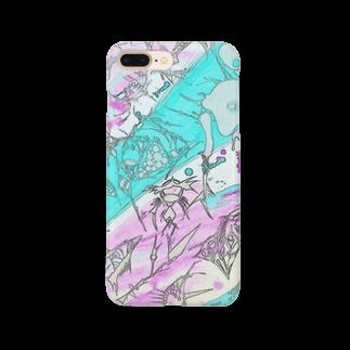 kokoperiの『空色』 Smartphone cases