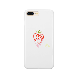 poponnuのichigo Smartphone cases