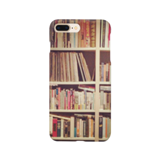 preppの本棚を持ち歩く Smartphone cases