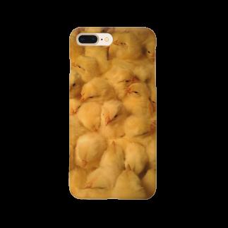 kokoperiの『ひよこ2』 Smartphone cases