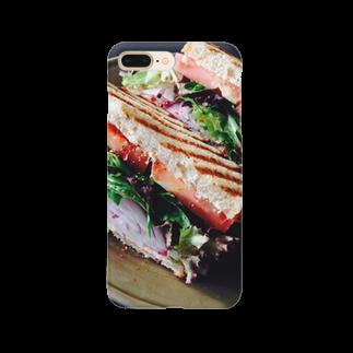 preppの作るのに1年掛かるサンドイッチ Smartphone cases