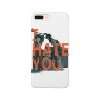 I HATE YOU Smartphone cases
