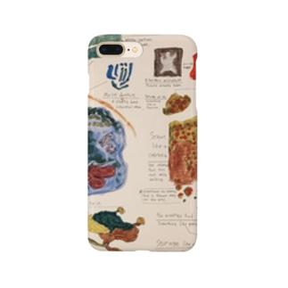 幻想世界写し紙 Smartphone cases