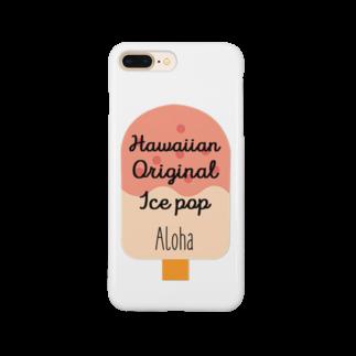 mahaloa968のアイスバー(アロハ) Smartphone cases