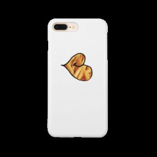 PianKのポテトスマイルリップちゃん Smartphone cases