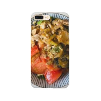 夏野菜丼 Smartphone cases