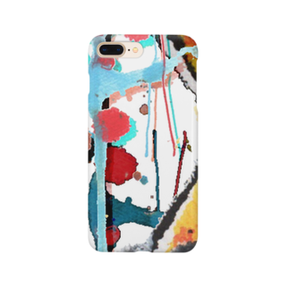 -mcd-のHit,Drip,Scatter Smartphone cases