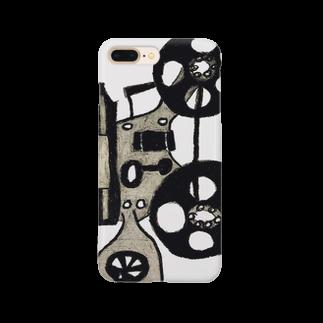 miyukinoeの映写機 Smartphone cases