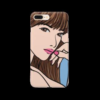 Logic RockStar  illustration Official StoreのATOMIC ENERGY  Smartphone cases