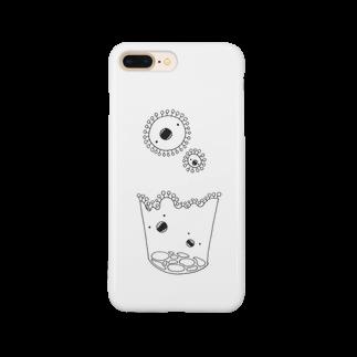 Mackeeの界面活性剤 Smartphone cases