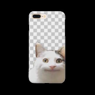梅のneco Smartphone cases