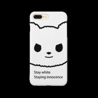 teramachiのしろくま01 Smartphone cases