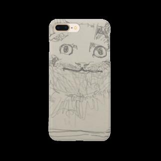 梅のneko Smartphone cases