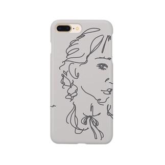 アンニュイgirl Smartphone cases