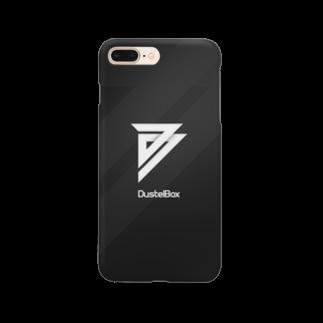 RUSSELのDustelBoxロゴマークスマホケース Smartphone cases