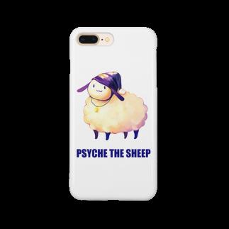 りーさん(リュア)のひつじのプシュケ Smartphone cases