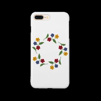fuuku-sのさーくるふらわー② Smartphone cases