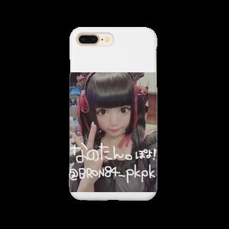 なのたん ぽょ〜🤡⁉️のなのたん。ぽよ! Smartphone cases