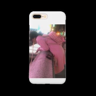 なのたん ぽょ〜🤡⁉️のぉぇぉぇなのたん Smartphone cases