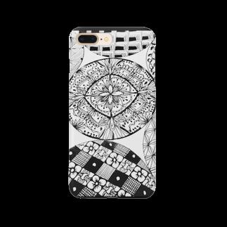 hitomin311のZentangle Smartphone cases