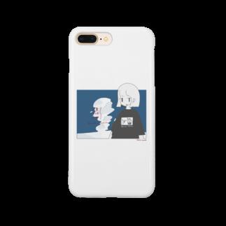 寝槃のあつはなつい Smartphone cases